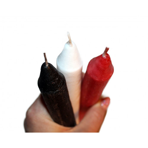BDSM Low Temp Long Candle For Wax Play