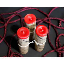 Wax Play Set of 3 Candles