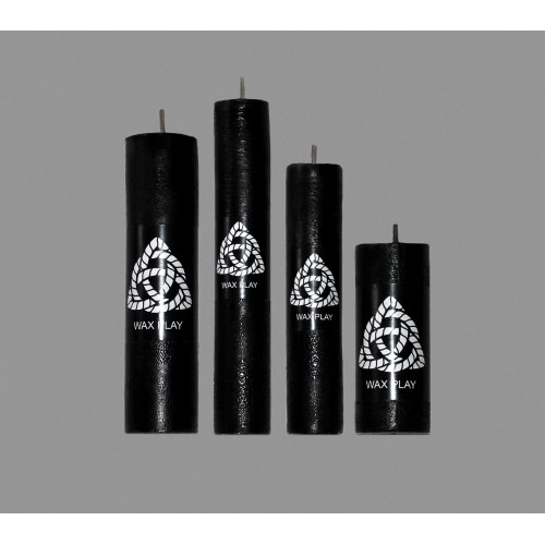 4 BDSM candles for wax play