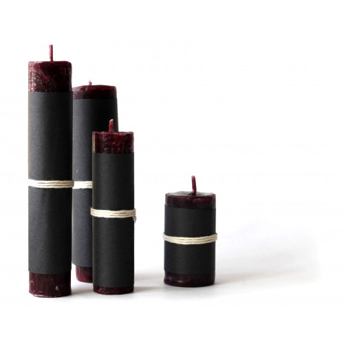 BDSM Low Temp Candle for Wax Play M