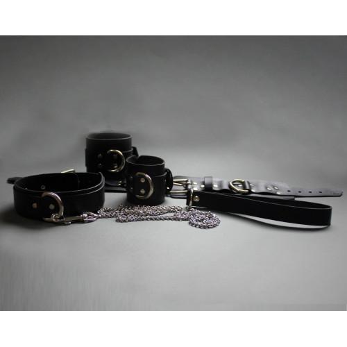 Bondage BDSM Leather Set