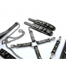 Premium Leather BDSM Bondage Set