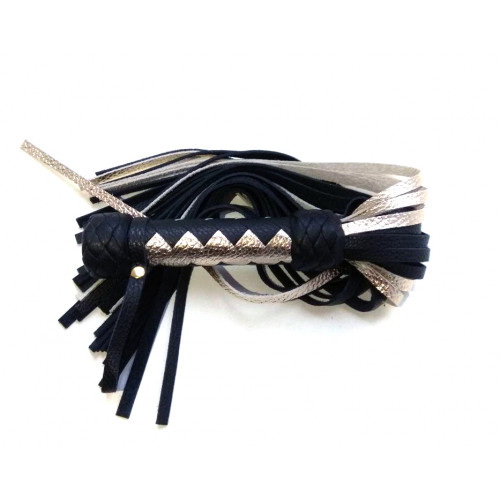 Small Leather Flogger