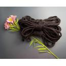 4x26ft Jute BDSM Shibari Bondage Rope Black