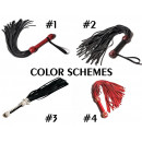 Leather BDSM Flogger