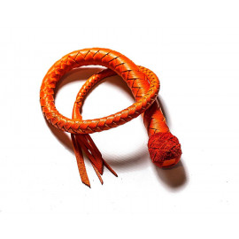 One-tailed Snake Whip with Tassel